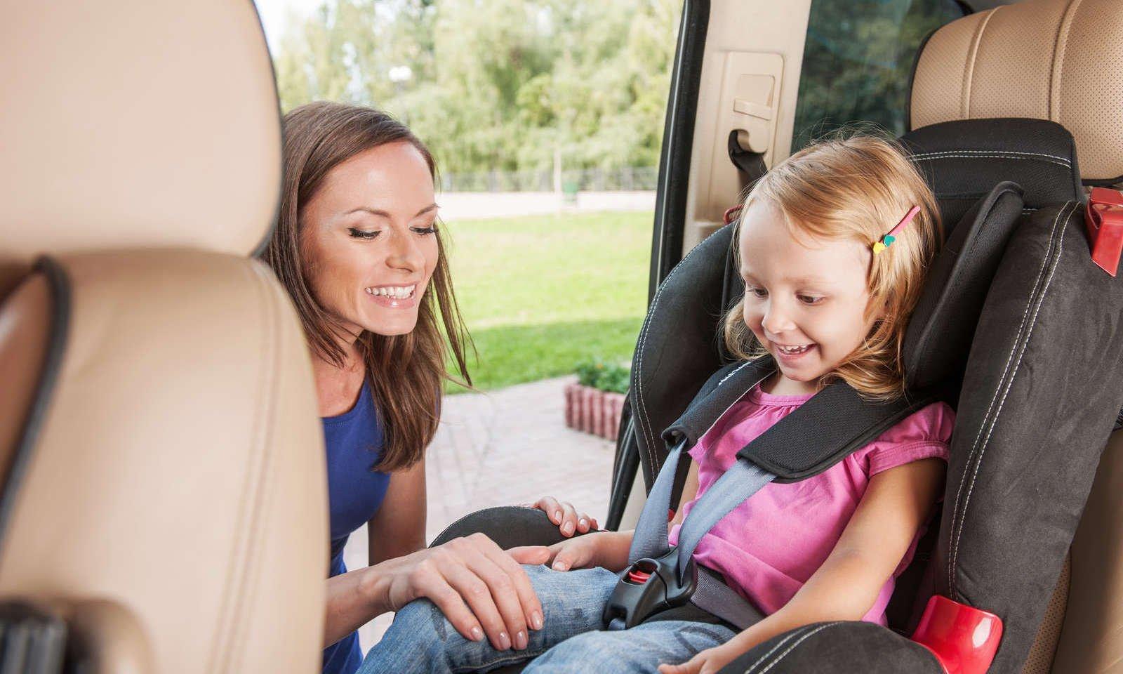 Portare bambini in auto comodit sicurezza e risparmio - Portare bambini ...