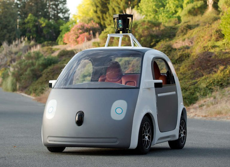 google car self-driving cars