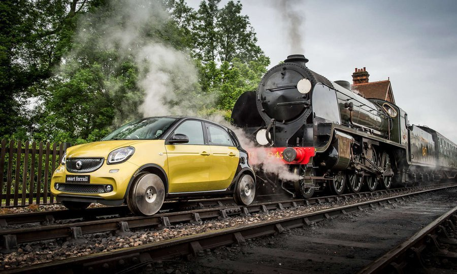video smart forrail smart forfour 2016