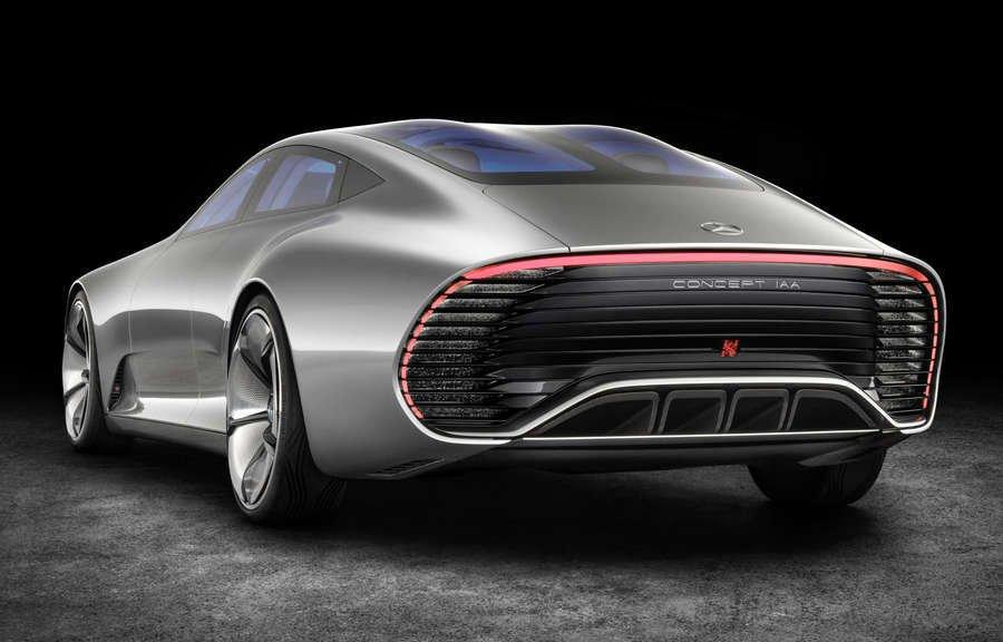 aerodinamica mercedes concept iaa