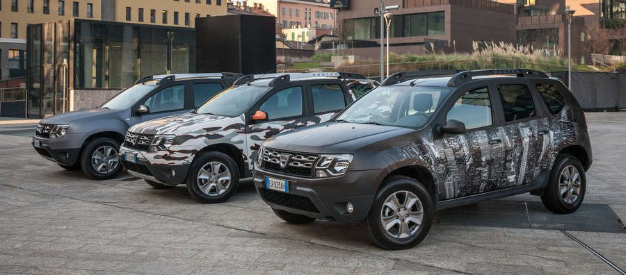 limited edition dacia