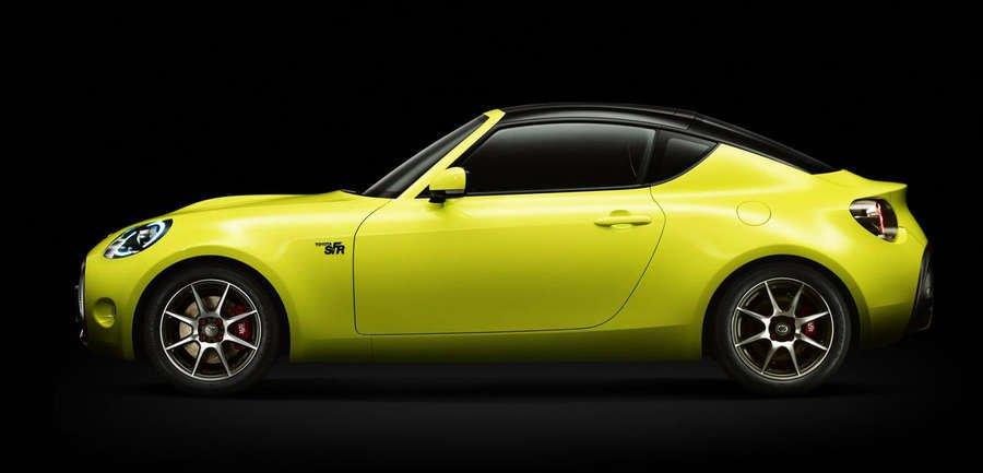 Auto sportive Toyota SF-R