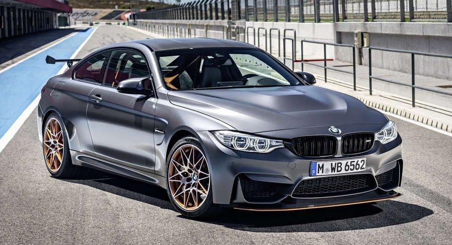 BMW M4 GTS Tokyo Motor Show 2015