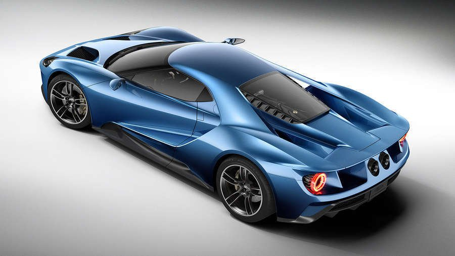 tecnologia Ford GT 2016