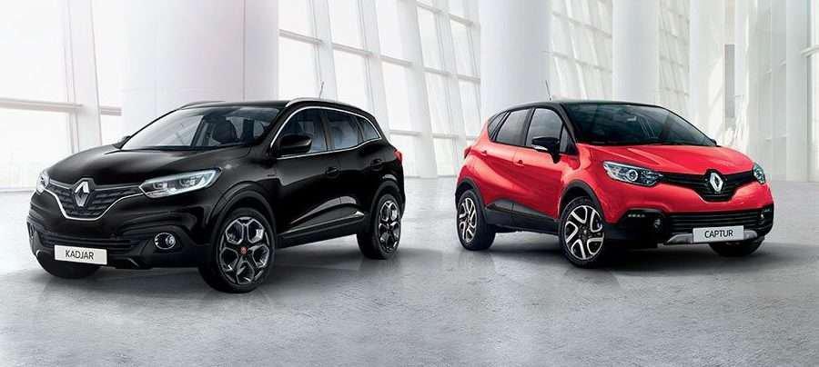 Captur e Kadjar offerte Renault giugno SUPER DAYS PER TE