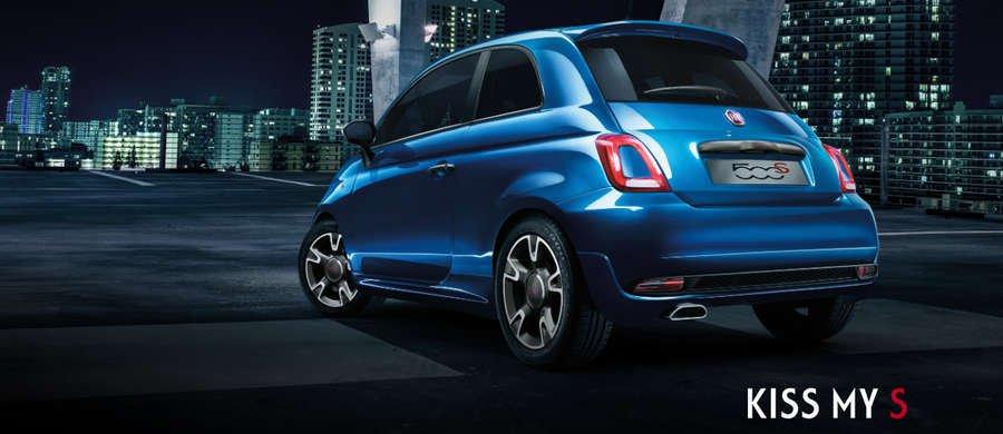 Saldi Fiat sconto 500s a luglio