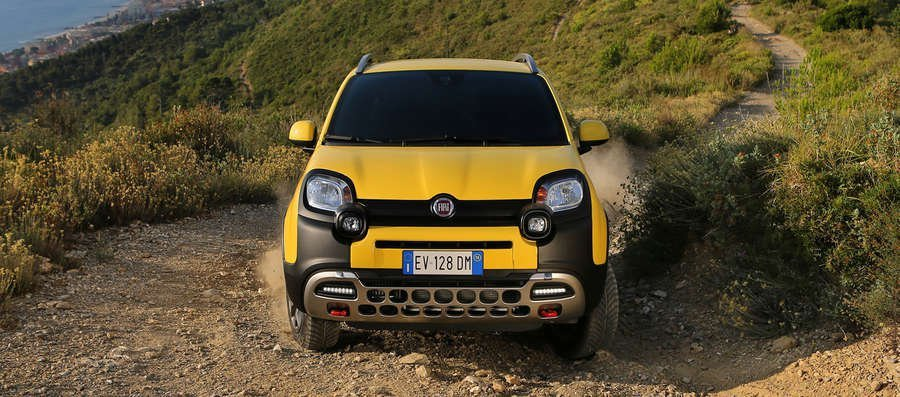 Saldi Fiat, sconti su Panda Cross e Panda Natural Power a luglio