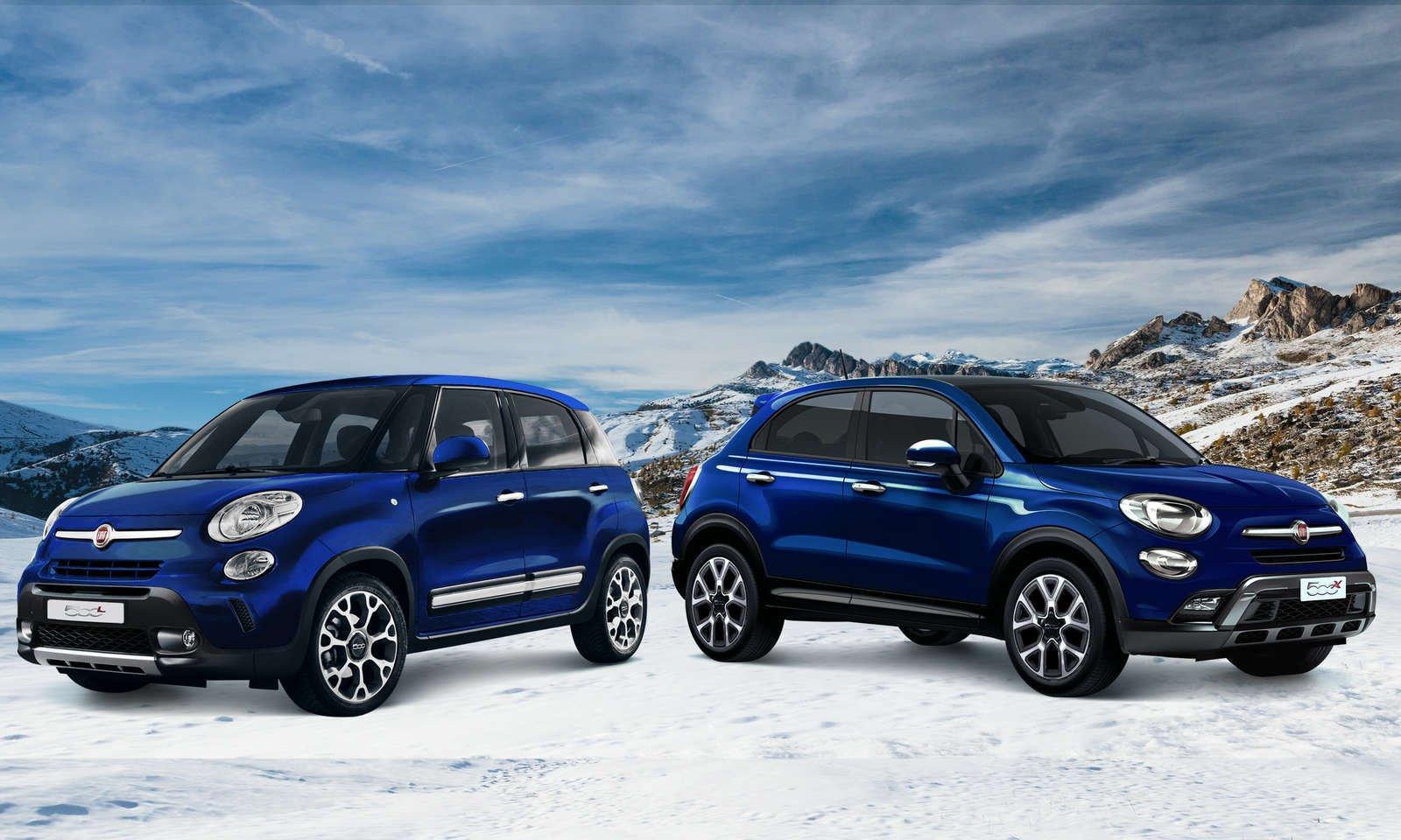 La promozione di Fiat a dicembre è Witner Edition