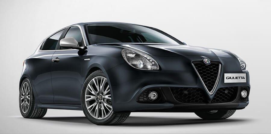 Alfa Romeo menomille Giulietta winter edition