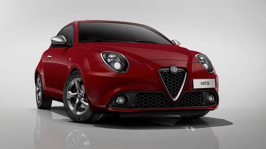 Alfa Romeo menomille MiTo winter edition