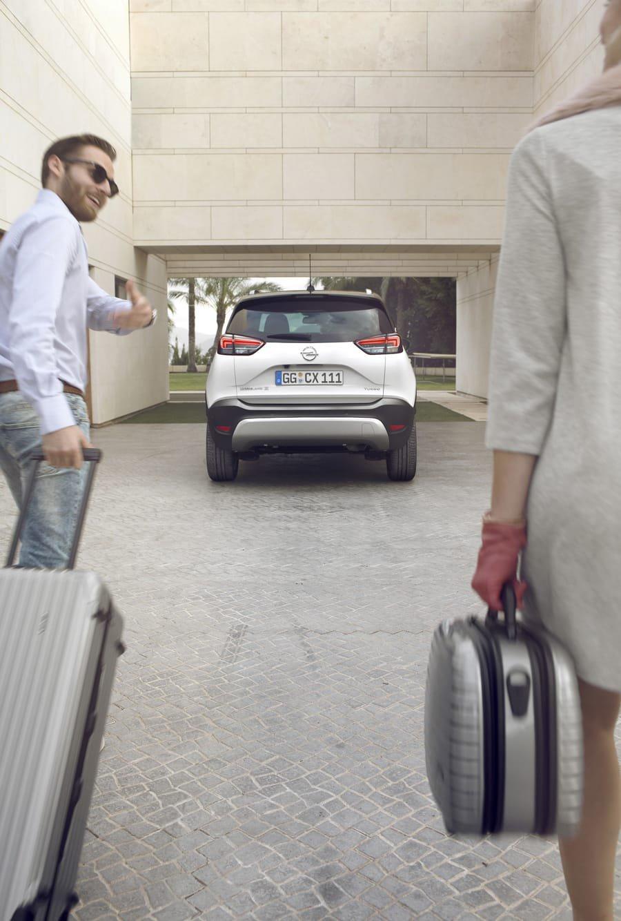 Monovolume o crossover Opel, per la famiglia