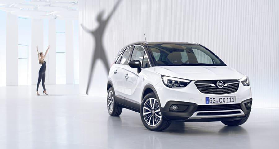 Nuova Crossland X Opel