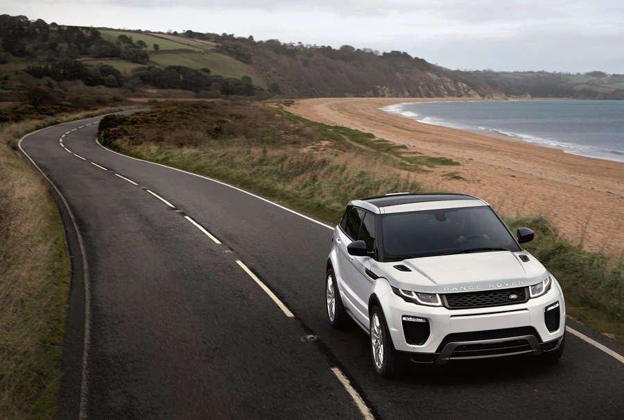 Range rover evoque 2016 verso la perfetta efficienza for Garage range rover la rochelle